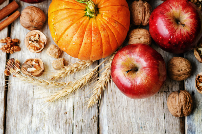 10 Great Fall Foods