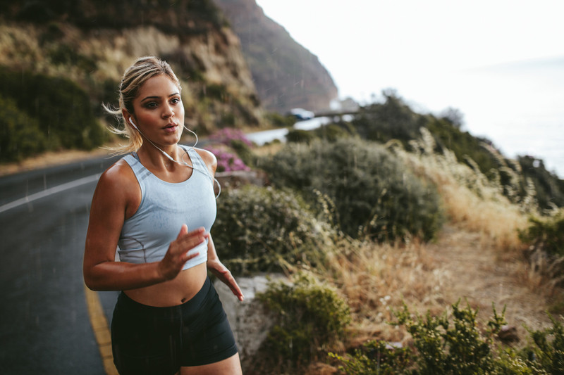 How to improve breathing while running