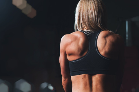 5 back exercises for women at home