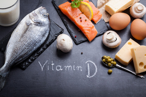 What foods are best for your vitamin D levels?