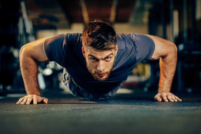 What is a push pull workout?