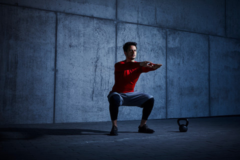 Proper Squat Form: A Step-by-Step Guide