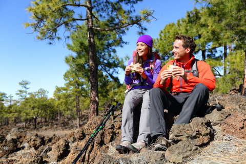 What to eat before a hike to gain energy