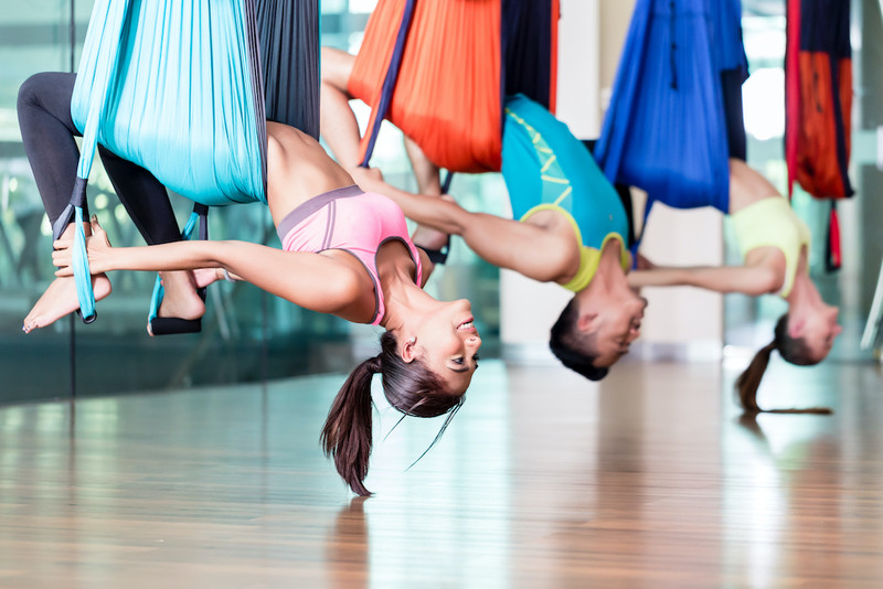 Antigravity Yoga in a Nutshell