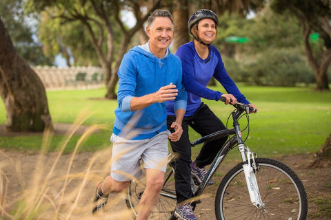 5 tips to stay fit after 50
