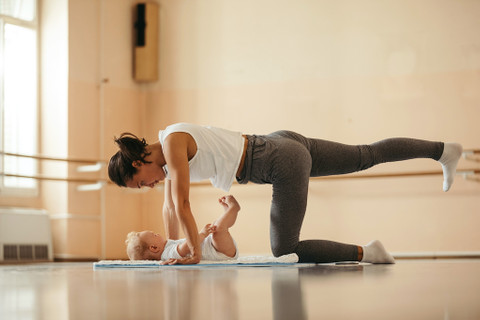 Post Pregnancy Workout Plan