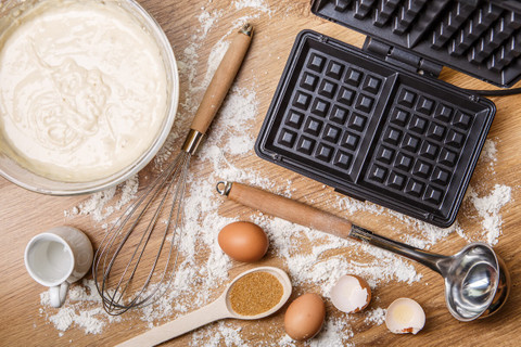 3 Delicious Things You Can Prepare with a Waffle Iron