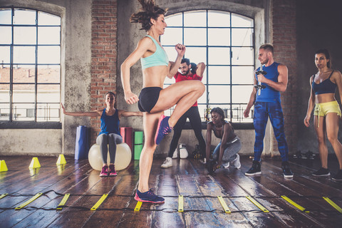 Functional training: what it is and how it works