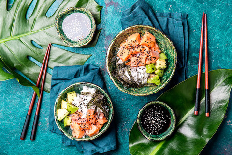 "The truth about ""poke bowl calories"": is it really a healthy meal choice?"