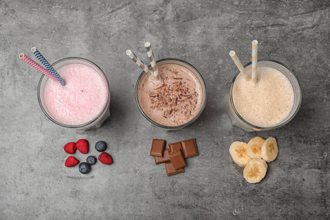 The Best DIY Meal Replacement Shakes