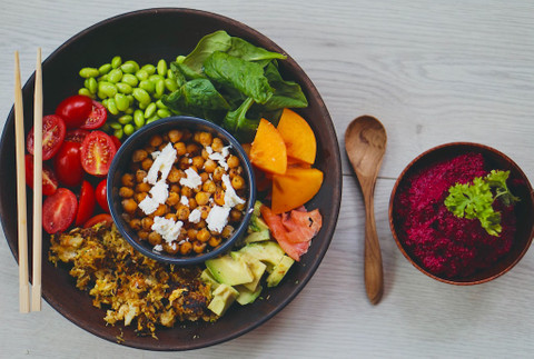 3 Buddha Bowl Ideas for Your Lunch