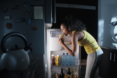 The Truth about Healthy Late Night Snacks