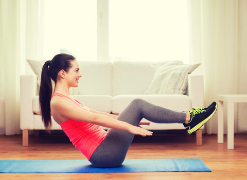 Beginner Workout Routine at Home