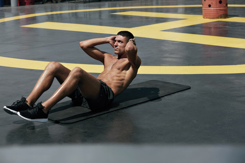 Ab exercises: 4 Alternatives to crunches
