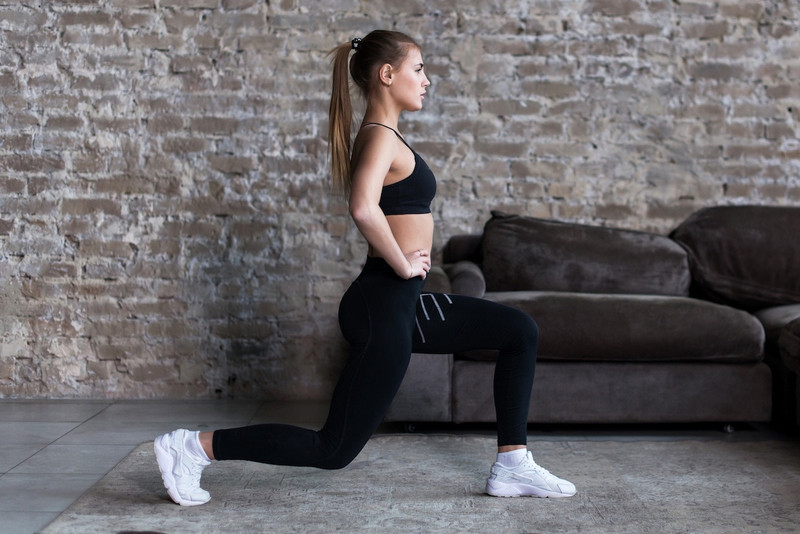 10-minute bubble butt workout to do at home