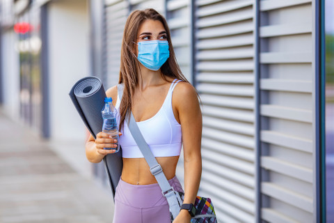 Exercise With a Face Mask: What You Need To Know
