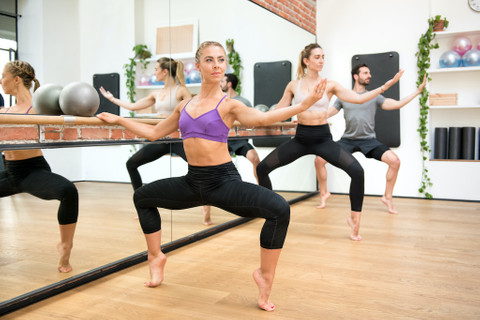 Barre Workout to Do at Home