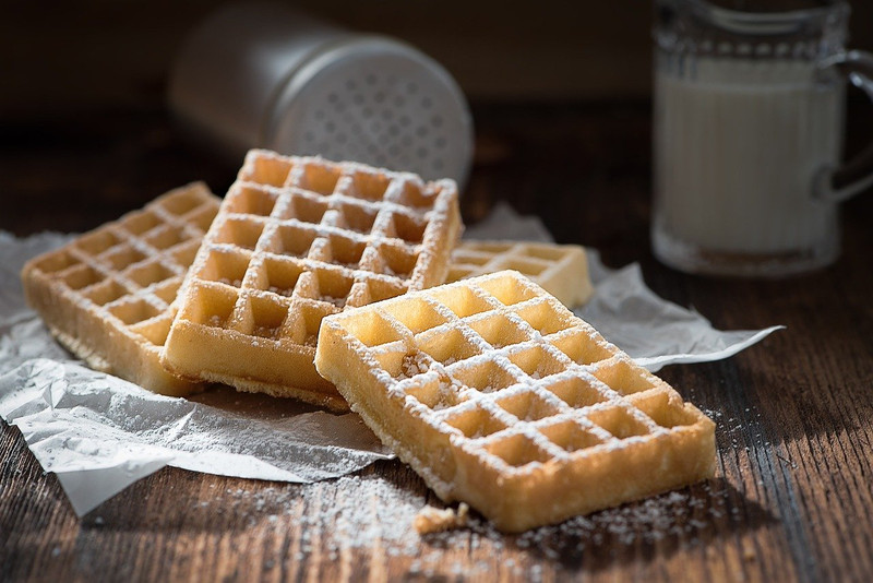 Easy And Healthy Waffle Recipes